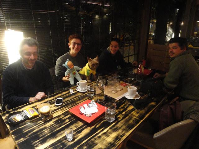 27.01.2018 - Κοπή πίτας Pirates Airsoft Team