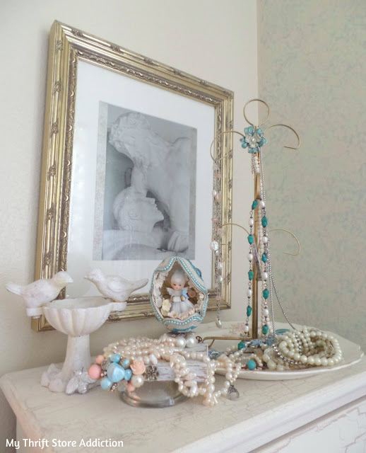 shabby chic summer bedroom something old and something new