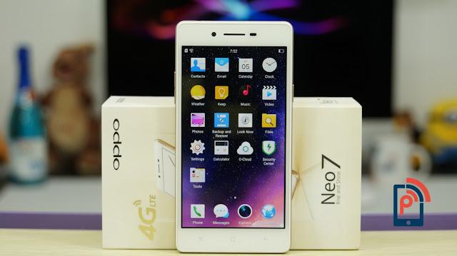 Smartphone Oppo Neo 7 yang Supar Kece