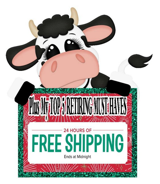 Free Shipping, Retiring Items, Sale, Stampin UP