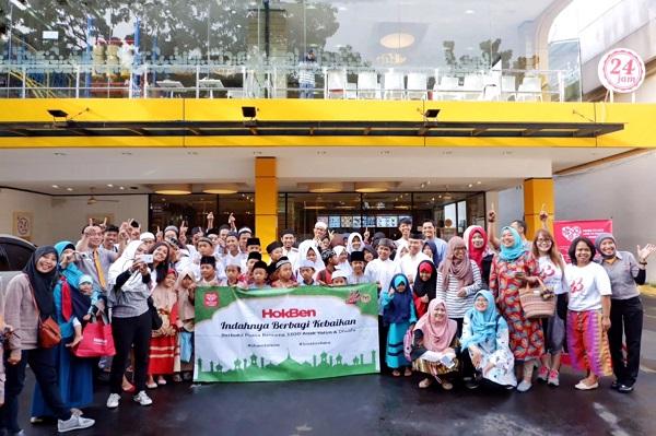 Launching Menu Bento Ramadan HokBen