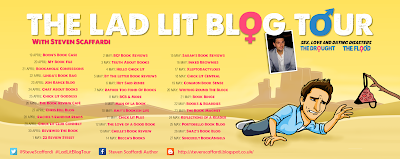 Lad Lit, Blog Tour, The Lad Lit BlogTour, The Drought, The Flood, Steven Scaffardi, Comedy, Humour, Humor, Sex Love and Dating Disasters,