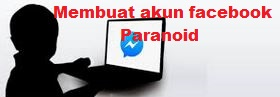 Membuat Profil Facebook Overload, Paranoid, Teroris 100% Work