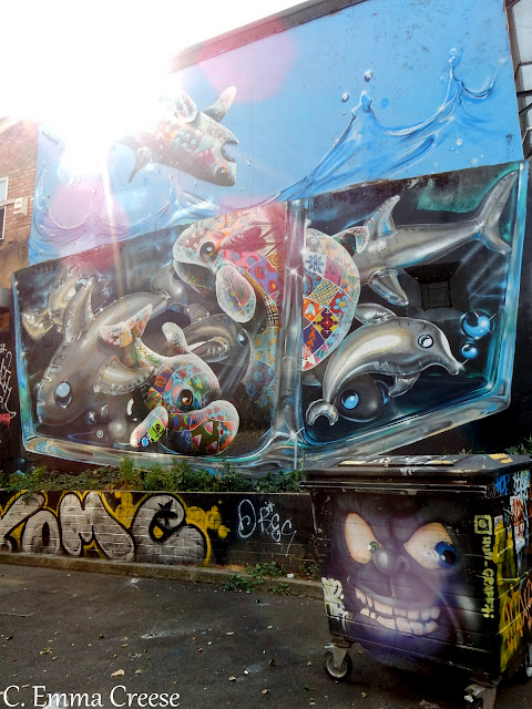 Where to find the best Street Art in East London Adventures of a London Kiwi
