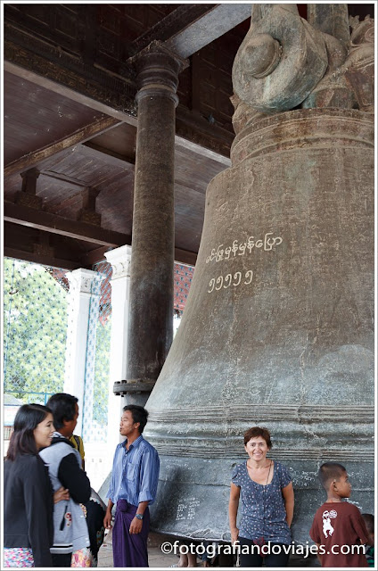 campana de Mingún