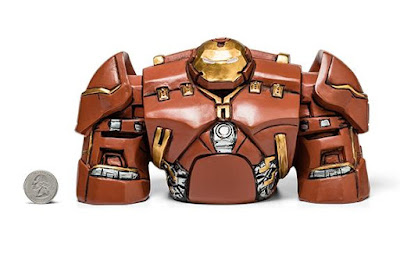 Hulkbuster Coin Bank