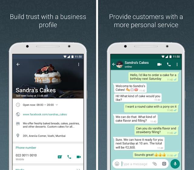 Ini 7 Perbedaan Aplikasi WhatsApp Business dengan WhatsApp Biasa