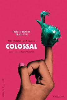 Colossal - Poster & Segundo Trailer
