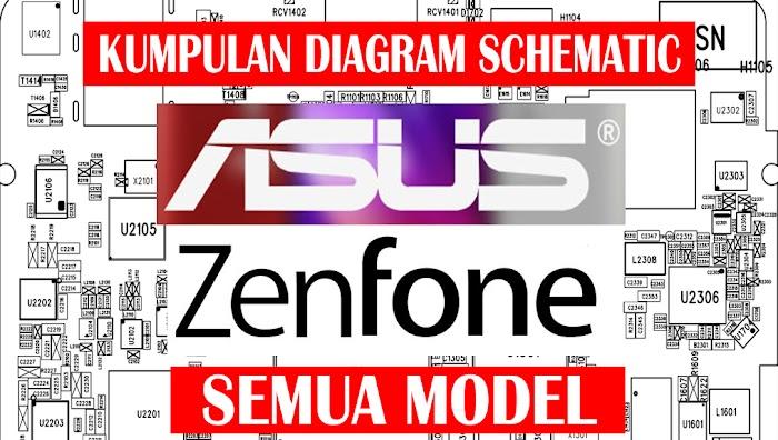Kumpulan Diagram Schematic ASUS Zenfone Semua Model #2