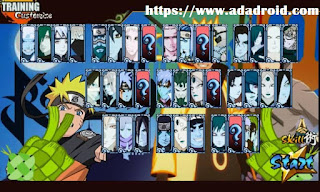 Download Naruto Senki NSRV Mod Ramadhan by Wahyu Wrdn Apk
