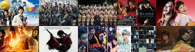 Inilah 10 Live Action Movie Terbaik Yang Diadaptasi Dari Anime