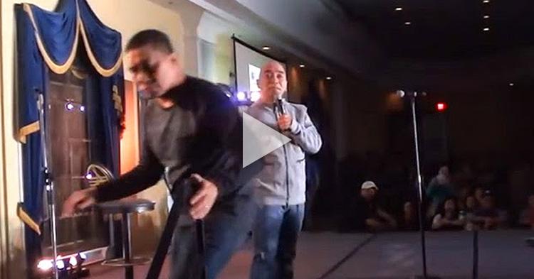 Jose Manalo, nagwalk out habang nagpeperform?