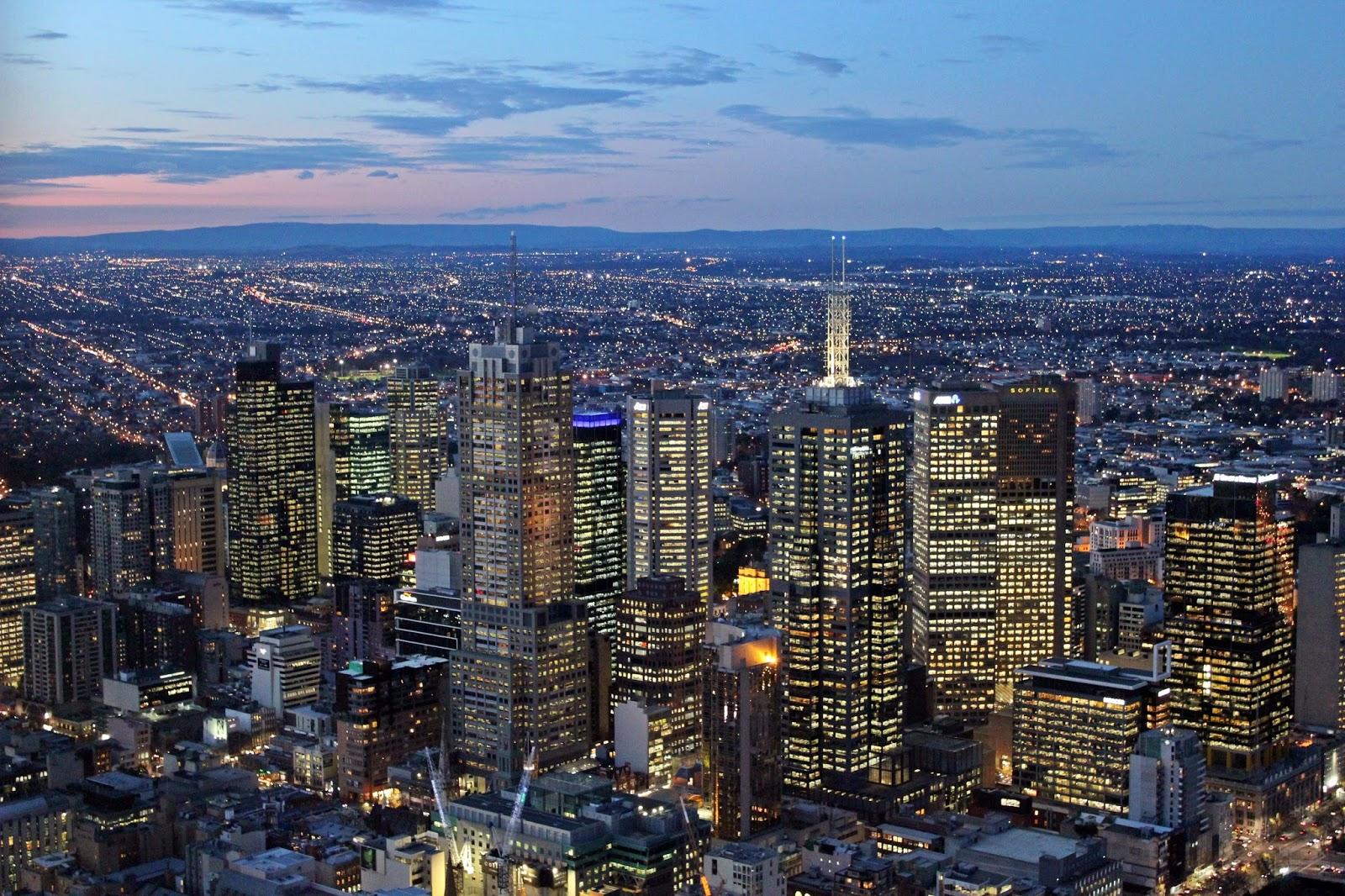 #Melbourne - Austrália
