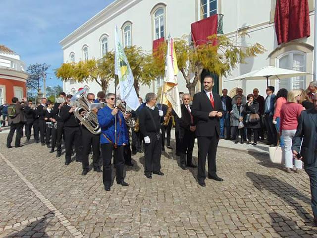 Banda Filarmónica de São Brás de Alportel apresenta fardamento no 15.º aniversário da ACREMS