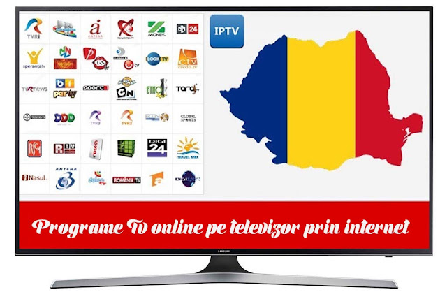 Tutorial: Programe Tv-Online pe televizor in strainatate