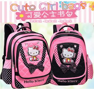 Gambar Tas Hello Kitty Untuk Anak 3
