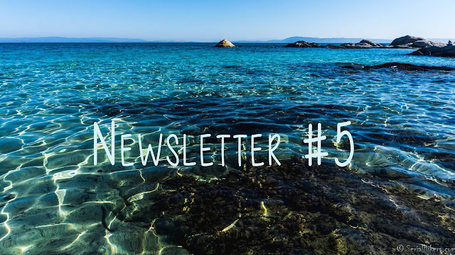 Newsletter #5 - Grèce
