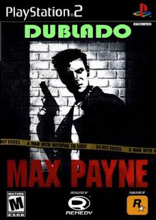 Max Payne Dublado PT-BR ps2