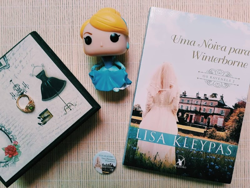 [RESENHA #506] UMA NOIVA PARA WINTERBORNE - LISA KLEYPAS
