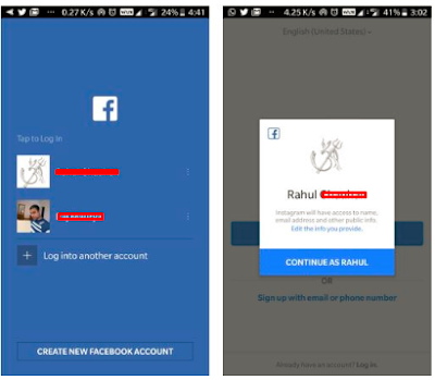 Instagram Facebook Login - All You Need To Know