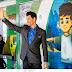 """Ο Σάκης Ρουβάς    """"Πρεσβευτής της Ανταποδοτικής Ανακύκλωσης"""" Ξεχώρισαν 2 σχολεία των Ιωαννίνων"""