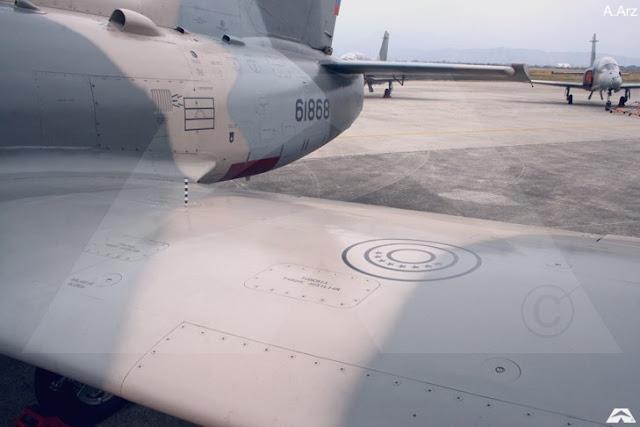 k-8 karakorum venezuela nuevo camuflaje AAET