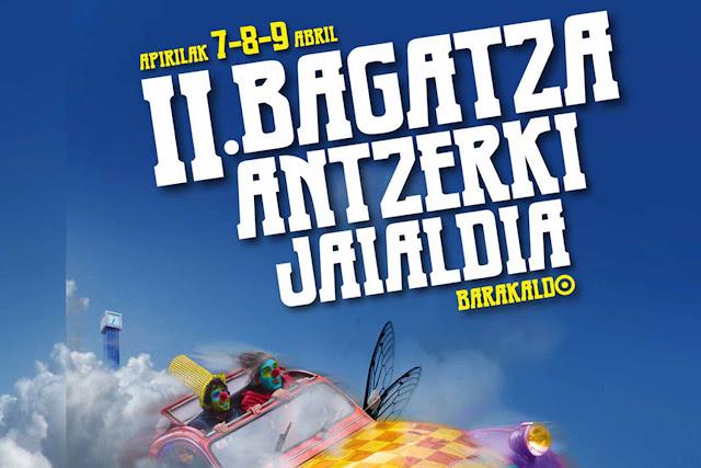 Cartel del festival de teatro