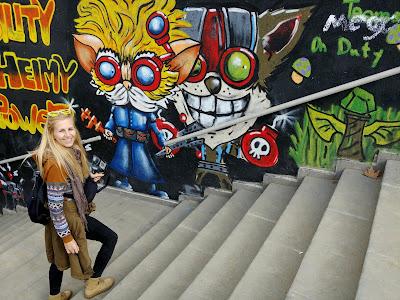 Tbilisi grafitti