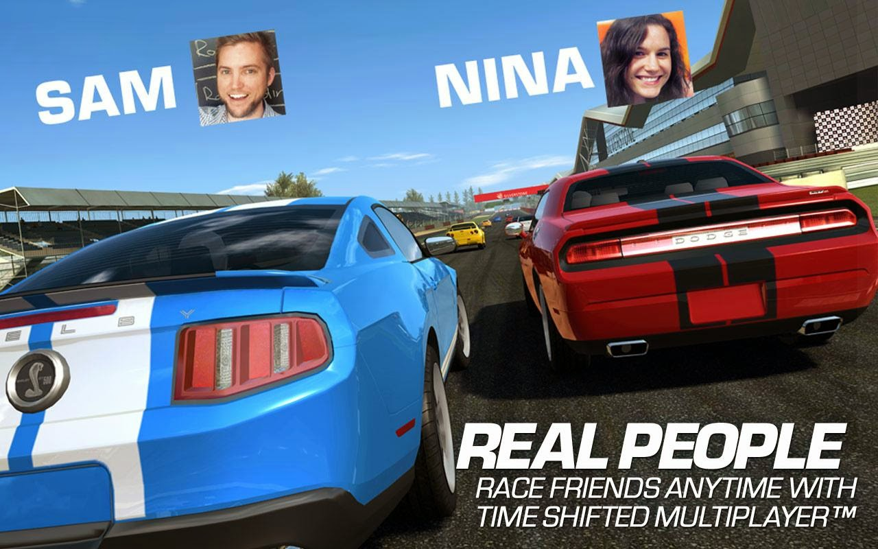 Free Download Game Real Racing 3 HD .APK Full Data
