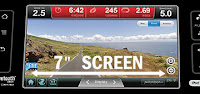 """Nordic Track GX 4.6 Pro, 7"""" full-color touch-screen display, integrates with iFit, Web-enabled for browsing the internet"""