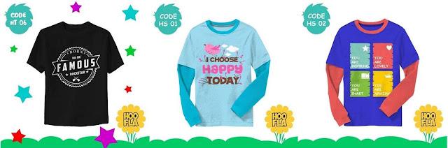 Kaos Anak Hoofla Kids