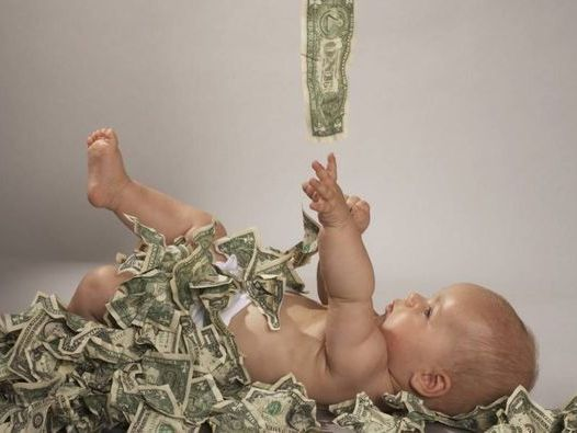 #1 Ile kosztuje dziecko? Zestawienie naszych wydatków po 6 miesiącach
