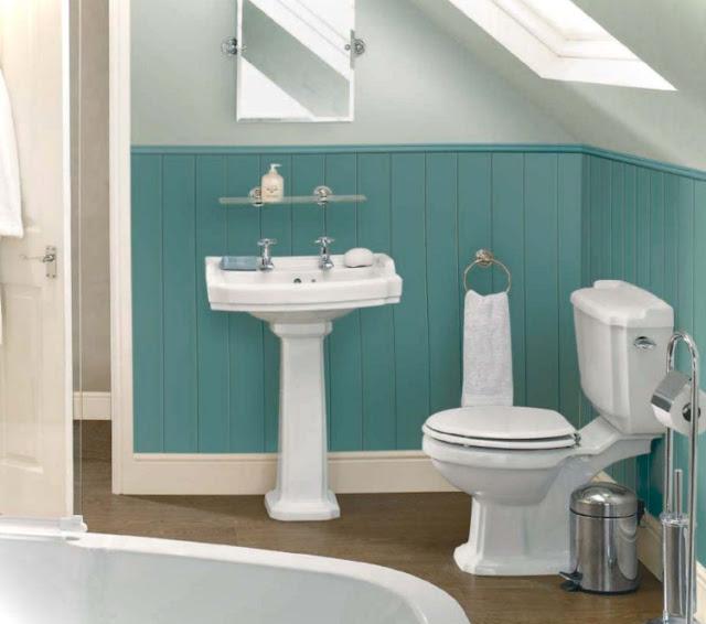 desain kamar mandi minimalis dan sederhana 2x2