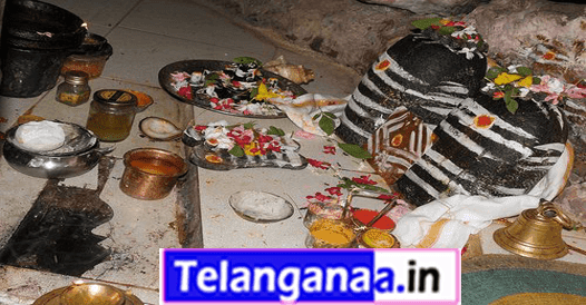 Joginatha Temple in Telangana