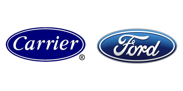 logos that look alike
