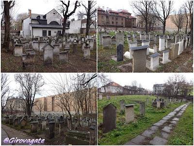Kazimierz Cracovia cimitero Remu