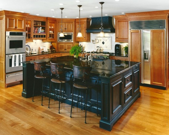 Best Small Kitchen Design With Island For Perfect: THM Remodeling Blog: Quest For The Perfect Kitchen Island