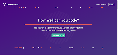 Good website to improve your coding skill