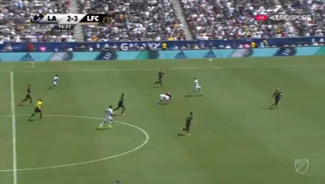 Le but monstrueux de Zlatan pour son premier match en MLS !