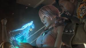 Hình Ảnh Final Fantasy XIII Cutscene