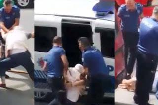Giresun'da gözaltında ölüm