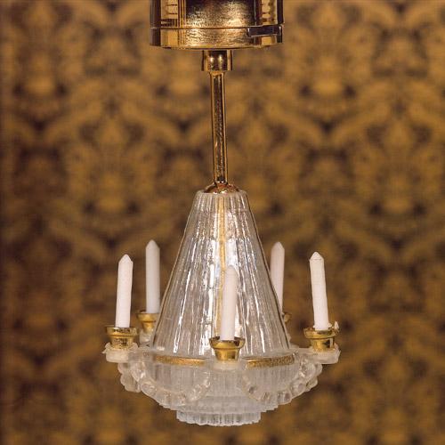 Lampor dockhus