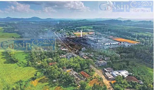 Ammunition Depot Explosion at Salawa, Kosgama
