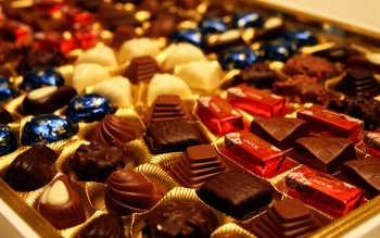Wallpaper: Box of Chocolates
