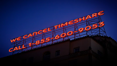 how to get out of a timeshare