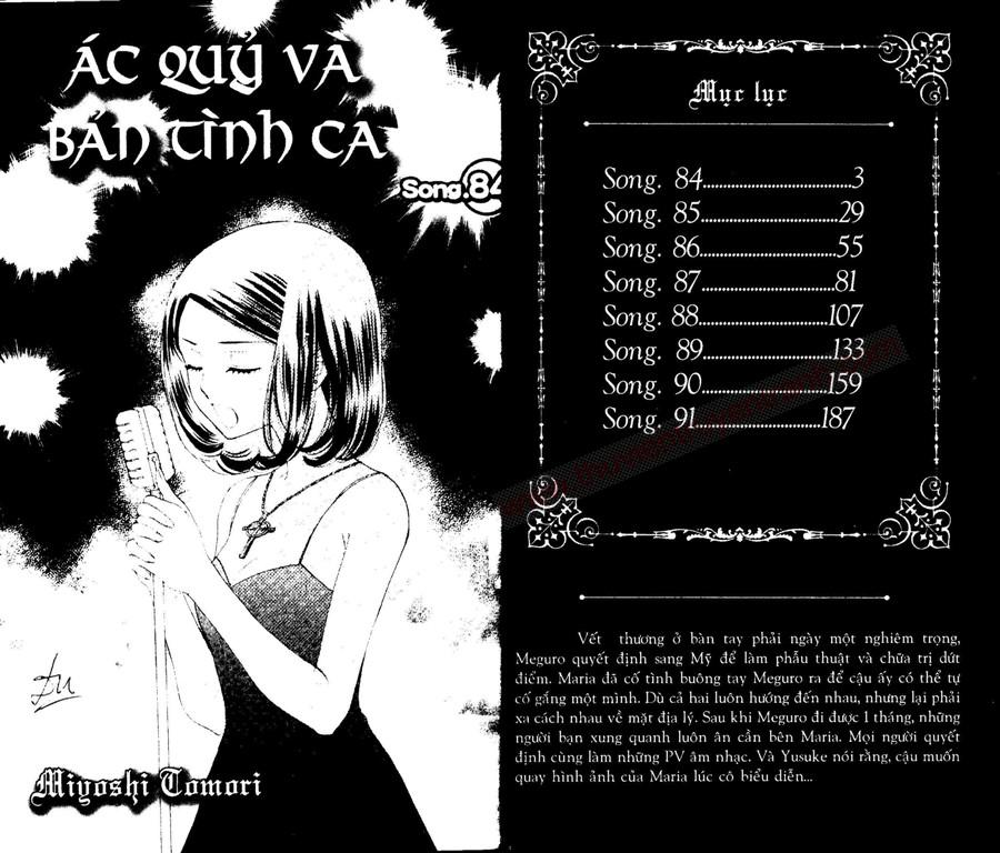 Ác quỷ và bản tình ca Vol 13 Chap 84 Bản đẹp Tiếng Việt