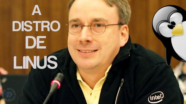 A Distro Linux de Linux Torvalds