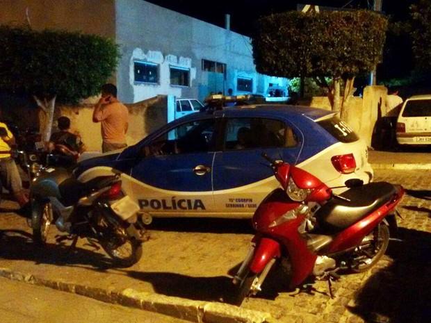 Crime ocorreu na zona rural de Barrocas, região nordeste da Bahia (Foto: Rubenilson Nogueira/Jornal A Nossa Voz)