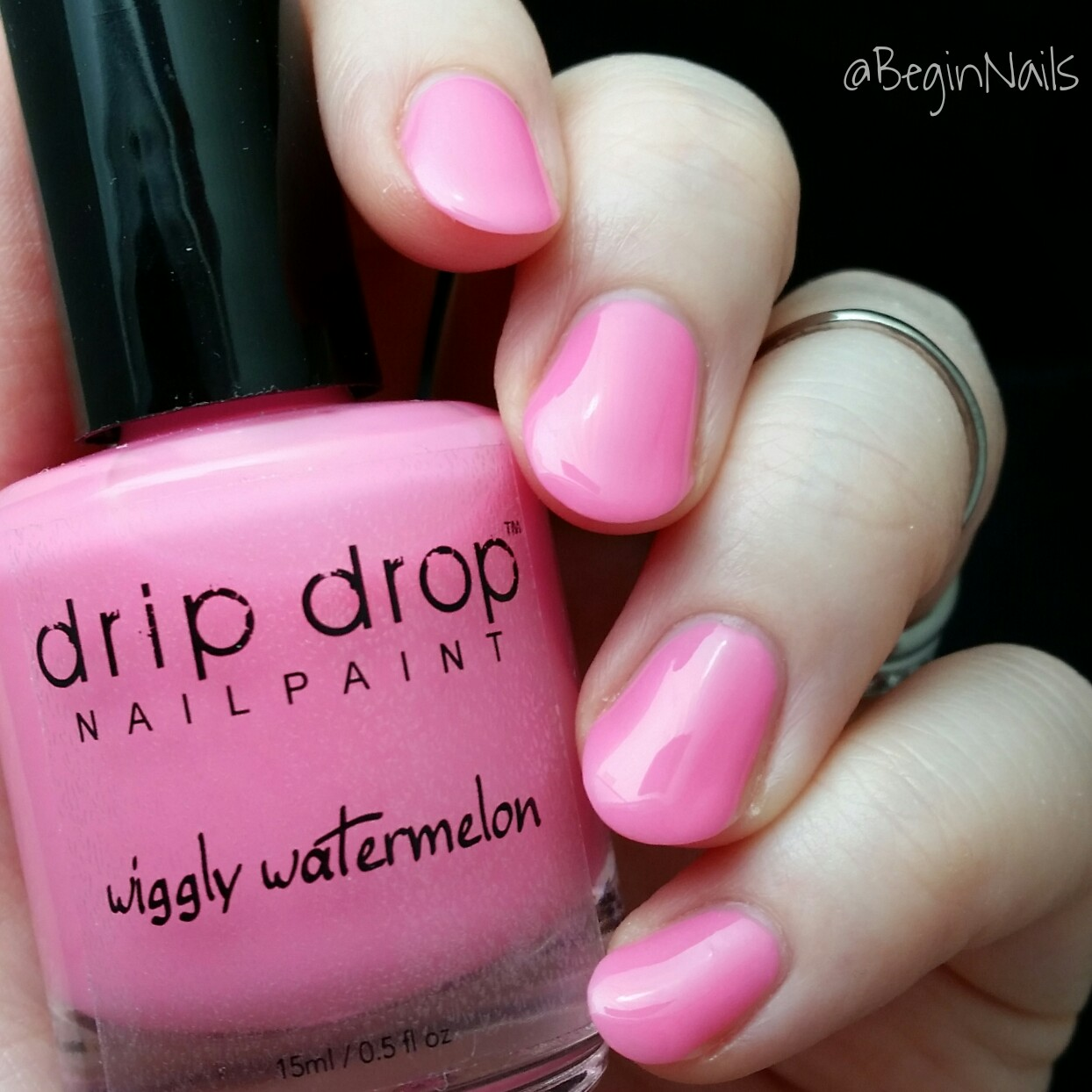 Let\'s Begin Nails: Drip Drop Nail Paint Pastelly Jellies Collection ...