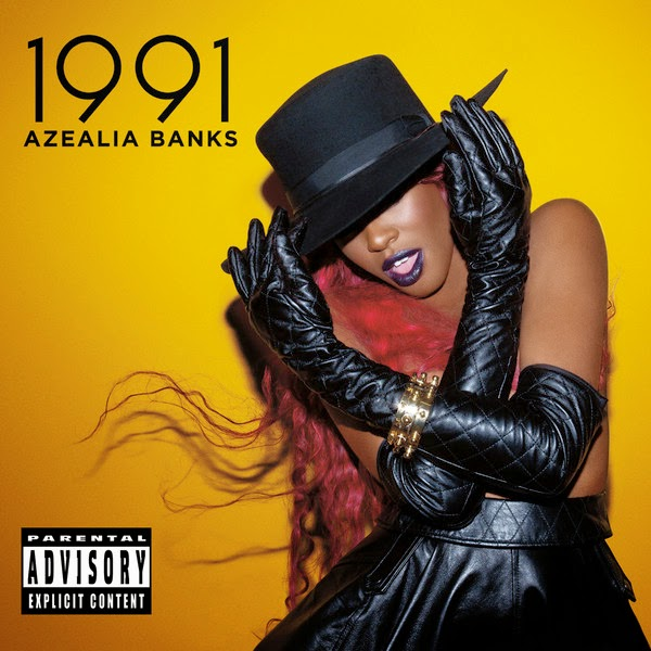 Azealia Banks - 1991 - EP Cover